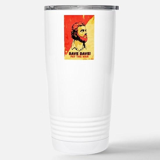 savedave.jpg Stainless Steel Travel Mug