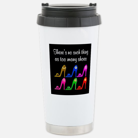 SIZZLING SHOES Stainless Steel Travel Mug