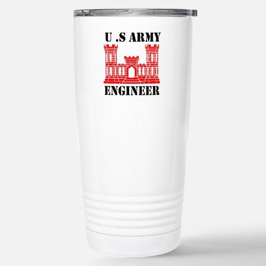 USA.png Stainless Steel Travel Mug