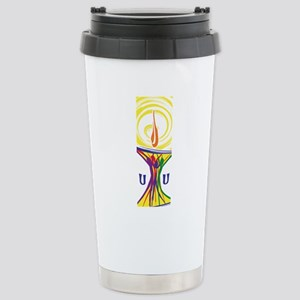 UU Unity Chalice Stainless Steel Travel Mug