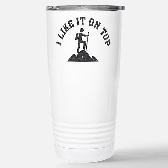 Like it on Top Stainless Steel Travel Mug