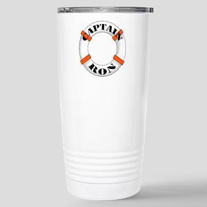 cap ron Stainless Steel Travel Mug