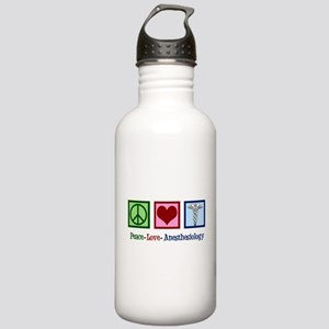 Anesthesiology Peace L Stainless Water Bottle 1.0L