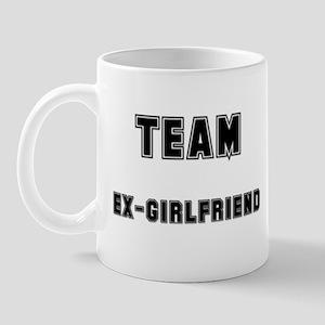 TEAM EX-GIRLFRIEND Mug
