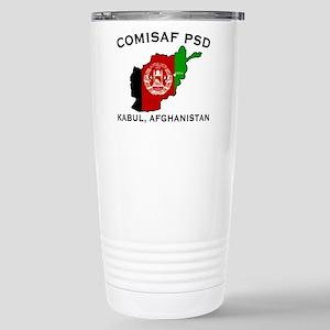 ISAF Stainless Steel Travel Mug