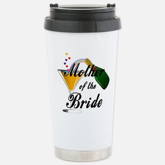mother of bride black.png Stainless Steel Travel M