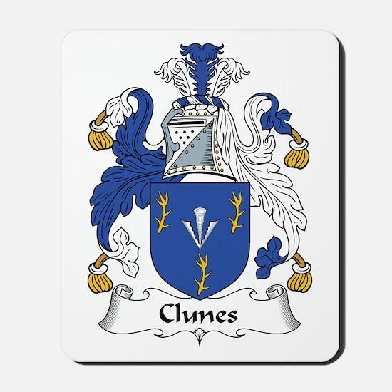 Clunes Mousepad
