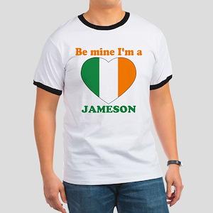 Jameson, Valentine's Day Ringer T