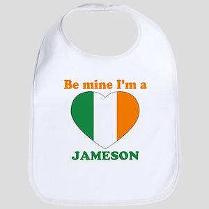 Jameson, Valentine's Day Bib