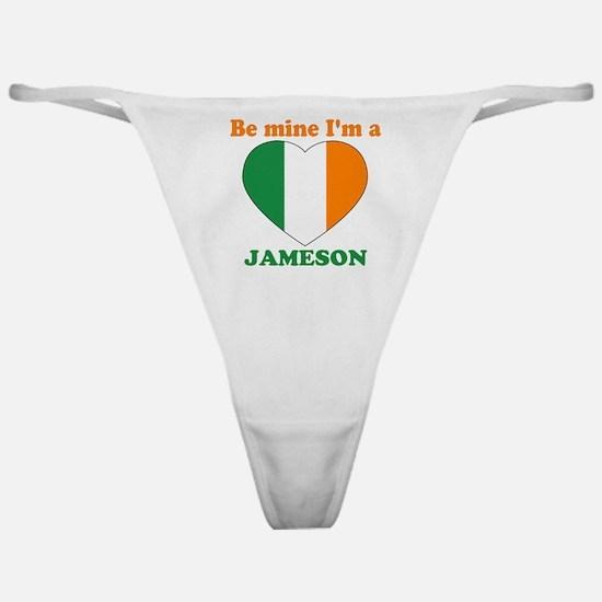 Jameson, Valentine's Day Classic Thong