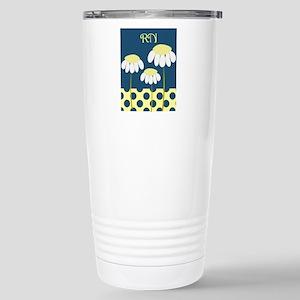 RN Daisy 4 4 Stainless Steel Travel Mug