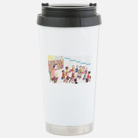 Storytime Stainless Steel Travel Mug