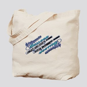 Bassoon Tote Bag