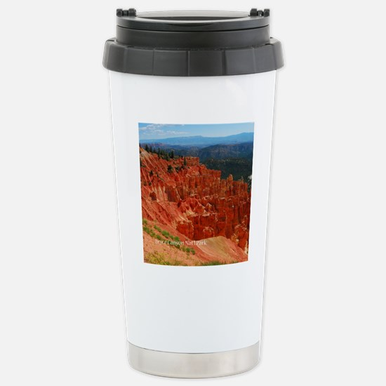 Bryce Canyon National P Stainless Steel Travel Mug