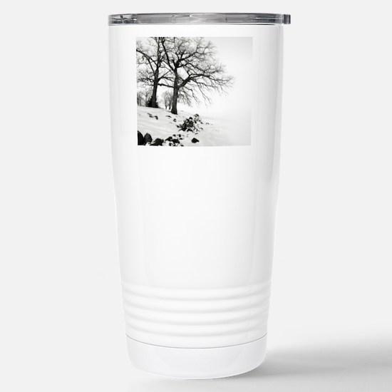 Bw oak tree 09 11x9 Stainless Steel Travel Mug