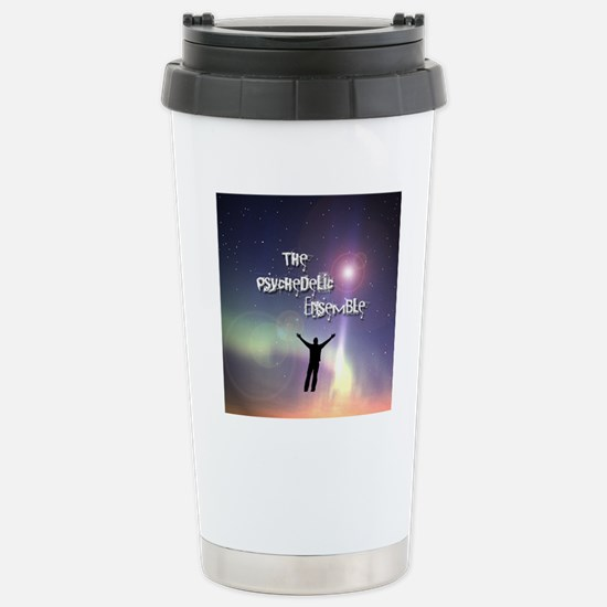 Button-AOM2 Stainless Steel Travel Mug