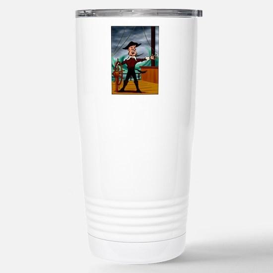 vliegendehollander Stainless Steel Travel Mug