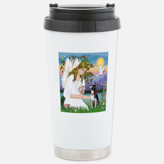 Angel Love (S) - Boston Stainless Steel Travel Mug