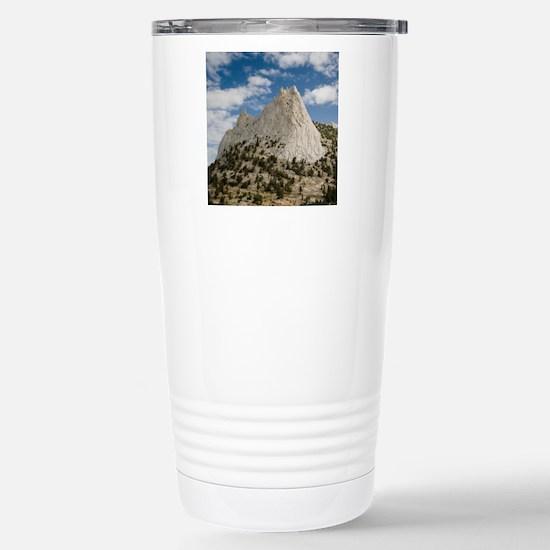 rndornaCathedralPk Stainless Steel Travel Mug