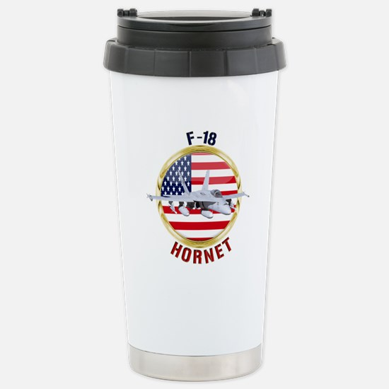 F18 Mug Stainless Steel Travel Mug