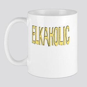 Elk aholic Mug