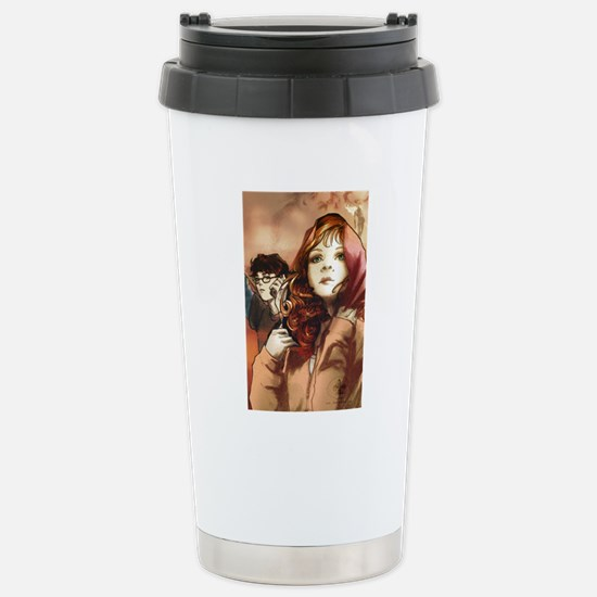 TMI:Shadowhunter(s) - Stainless Steel Travel Mug
