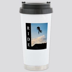 RIDE Stainless Steel Travel Mug