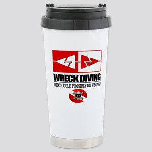 Wreck Diving (Line Markers)2 Stainless Steel Trave