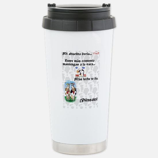 MANDIL Stainless Steel Travel Mug