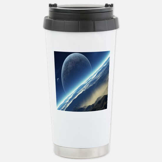 blanket16 Stainless Steel Travel Mug