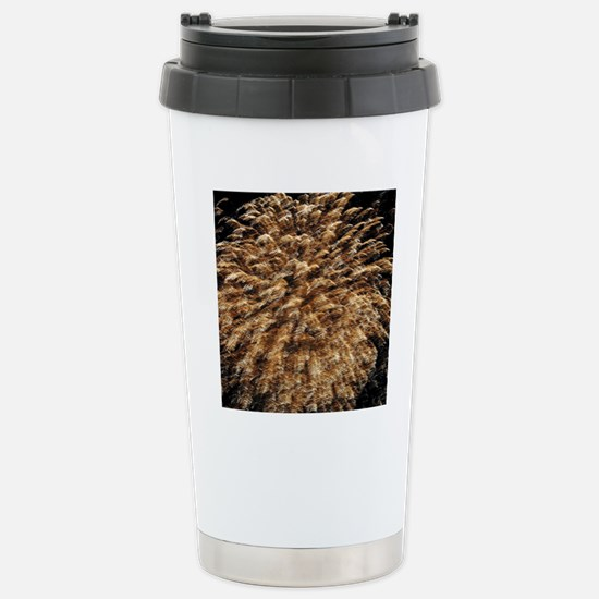 Roar on the Shore Stainless Steel Travel Mug