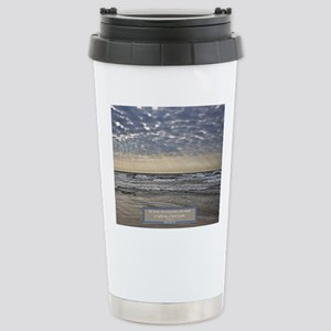 2-mouse pad Stainless Steel Travel Mug