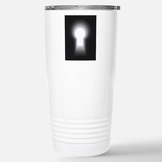 logo only Stainless Steel Travel Mug