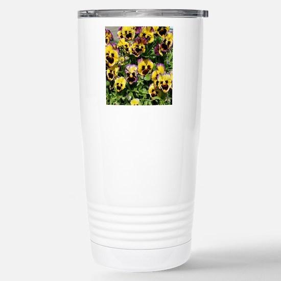 Fizzy Lemonberry Throw  Stainless Steel Travel Mug