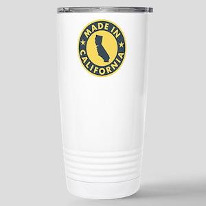 Made-In-Califotnia Stainless Steel Travel Mug