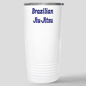 BJJ Stainless Steel Travel Mug