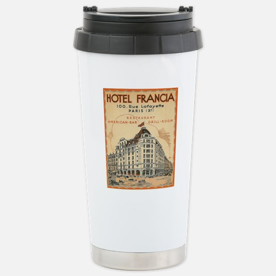 scan0009 Stainless Steel Travel Mug