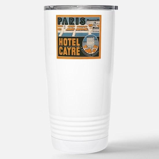 scan0006 Stainless Steel Travel Mug