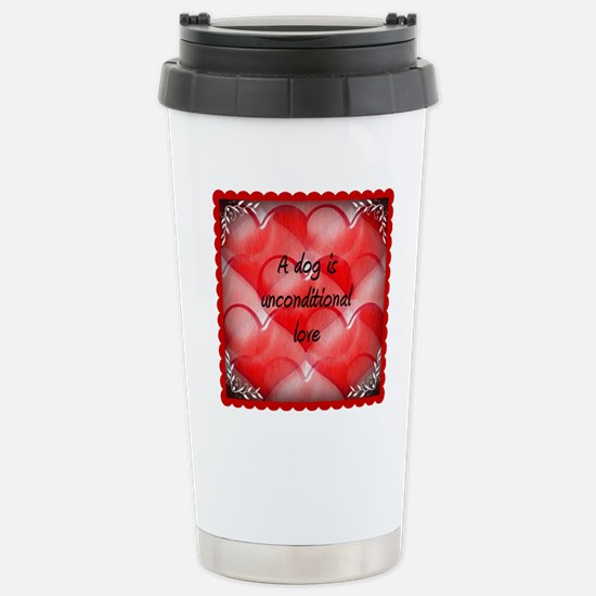 unconditional_love_2 Stainless Steel Travel Mug