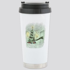 In the Madness of Chris Stainless Steel Travel Mug