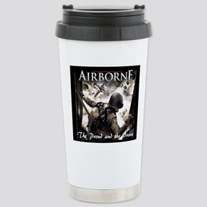 2-Airborne.moh.mousepad Stainless Steel Travel Mug