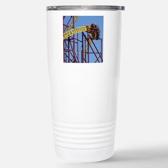 Volcano22 Stainless Steel Travel Mug