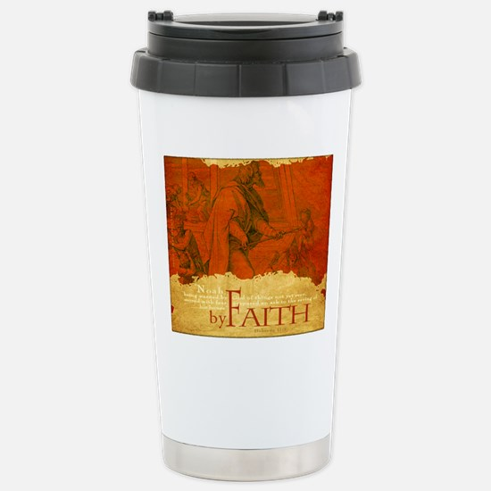 Bag_ByFaith_Noah Stainless Steel Travel Mug