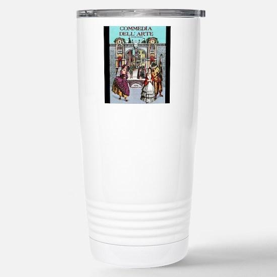 Commedia Plus Womens Ts Stainless Steel Travel Mug