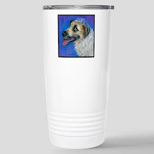 Wolf Hound Riley Stainless Steel Travel Mug