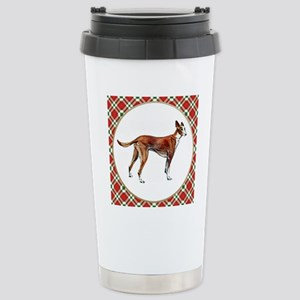 RDORN-pharaoh-hound-chr Stainless Steel Travel Mug