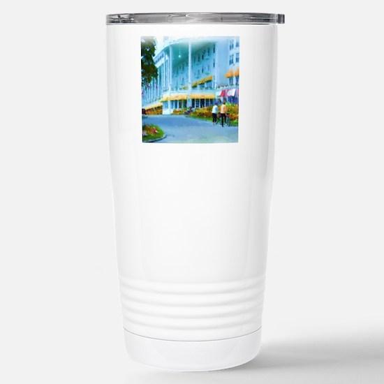 Mac Hotel Side-water Sq Stainless Steel Travel Mug