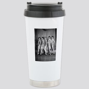 Chorus Girls Stainless Steel Travel Mug