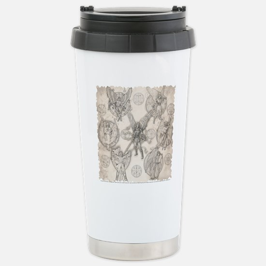 7Angels10x10 Stainless Steel Travel Mug