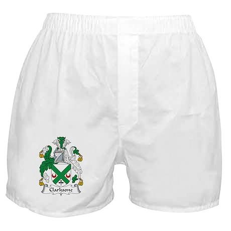 Clarksone Boxer Shorts